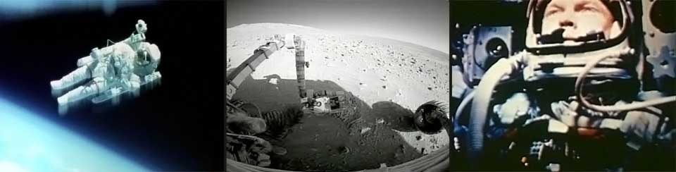 Space Mars Rover John Glenn