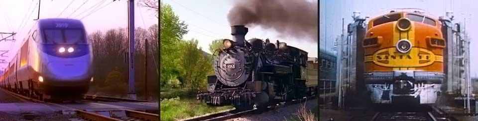 Trains Locomotives